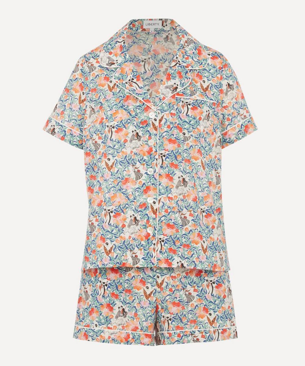 Liberty - Everyday People Tana Lawn™ Cotton Short Pyjama Set