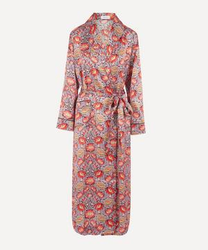 Cynthia Silk Charmeuse Robe