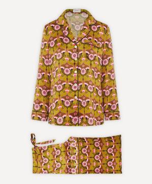 Pia Silk Charmeuse Pyjama Set