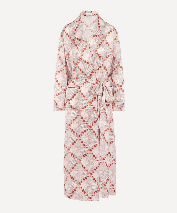 Liberty - Connie Silk Charmeuse Robe