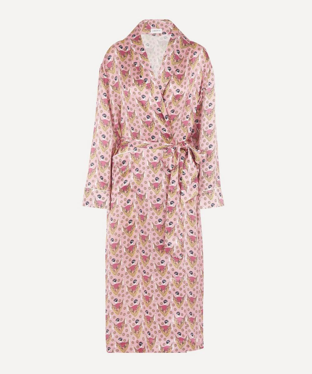 Liberty - Sweet Thing Silk Charmeuse Robe image number 0