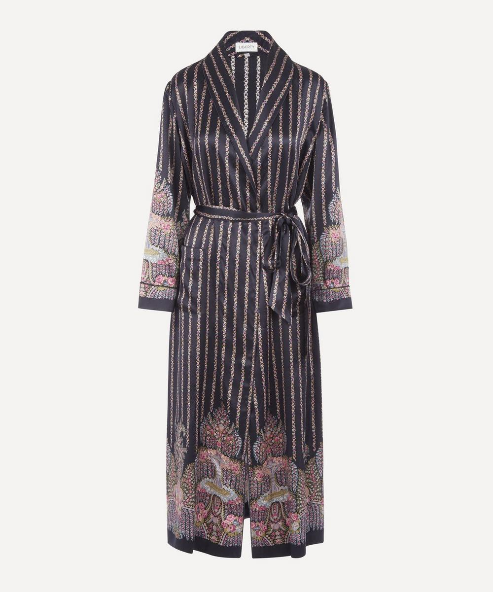 Liberty - Seraphina Silk Charmeuse Robe