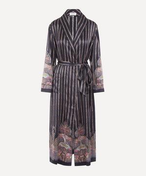 Seraphina Silk Charmeuse Robe