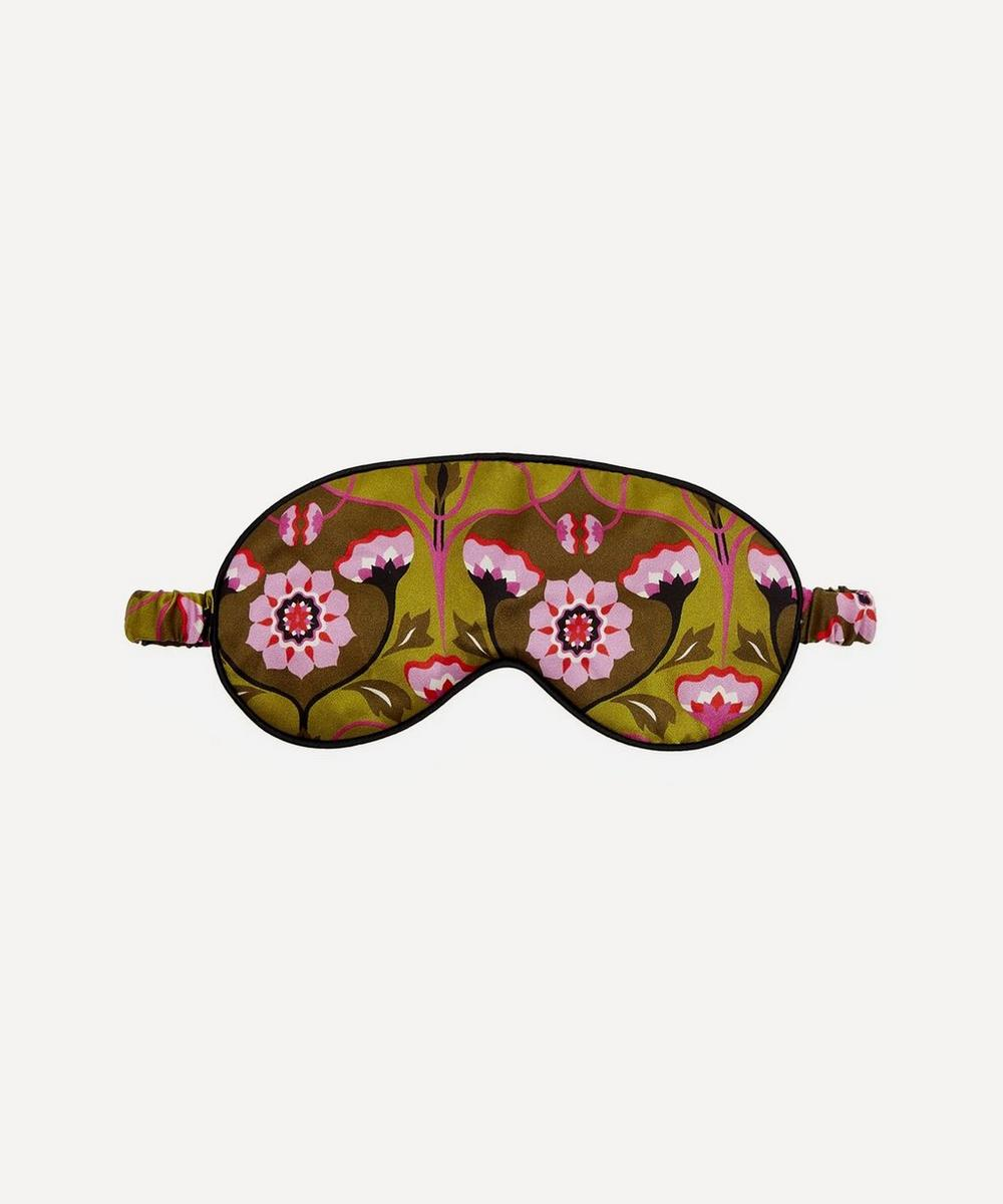 Liberty - Pia Silk Charmeuse Eye Mask