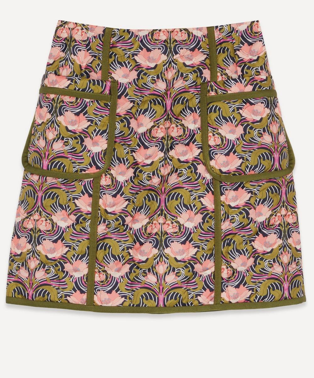 Liberty - Alicia Quilted Skirt