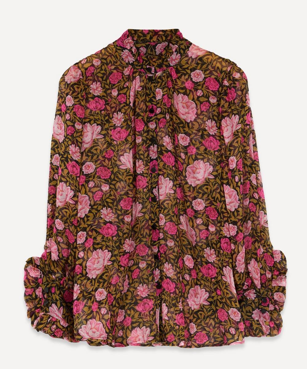 Liberty - Ophelia Silk Prairie Shirt