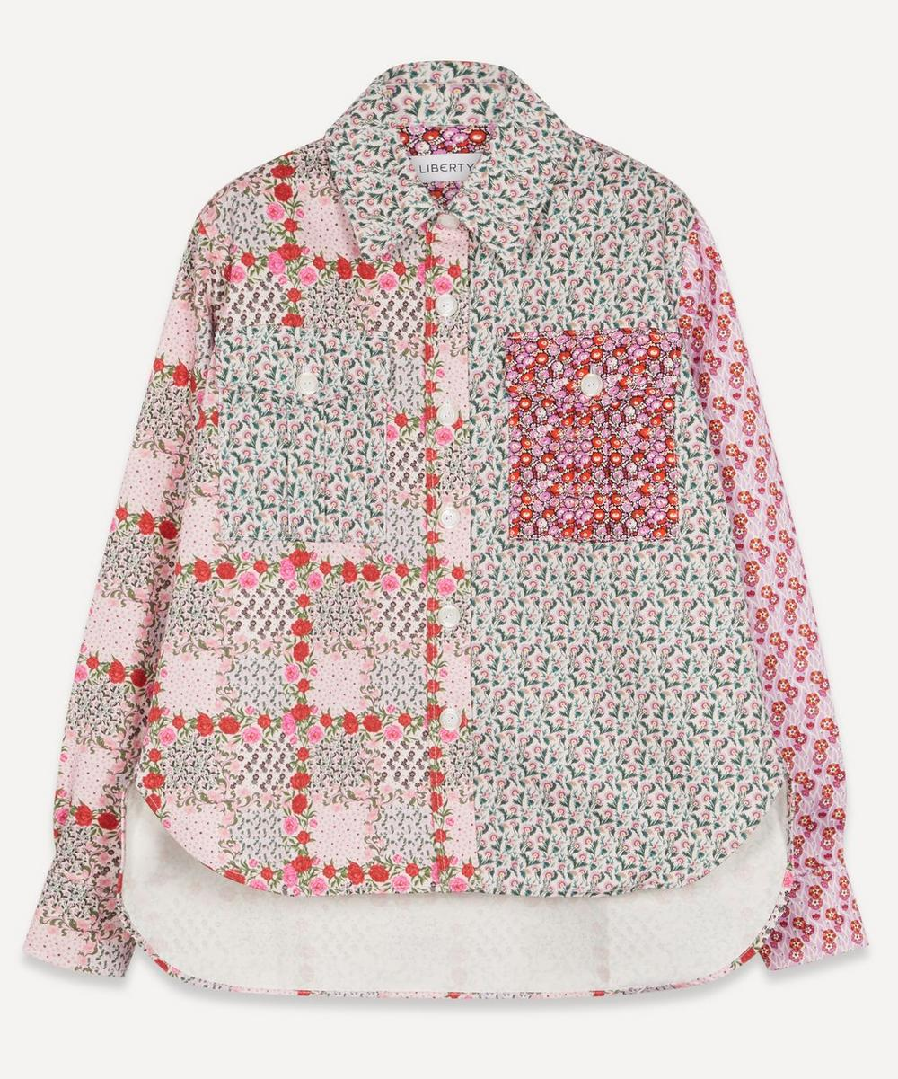 Liberty - Talitha Cotton Drill Workwear Shirt