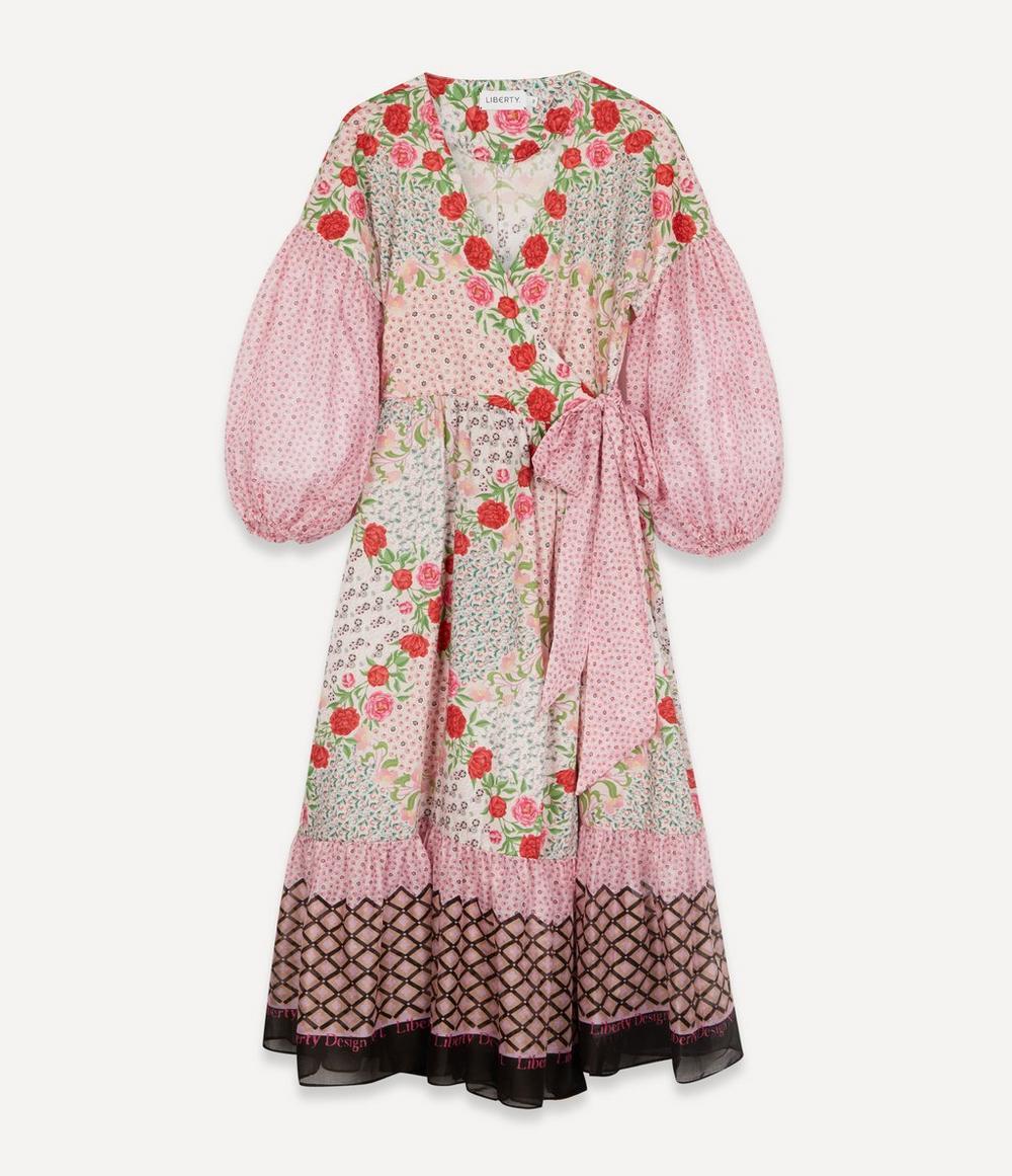 Liberty - Talitha Tana Lawn Cotton Wrap Dress