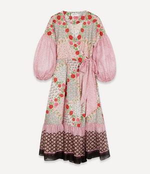 Talitha Tana Lawn Cotton Wrap Dress