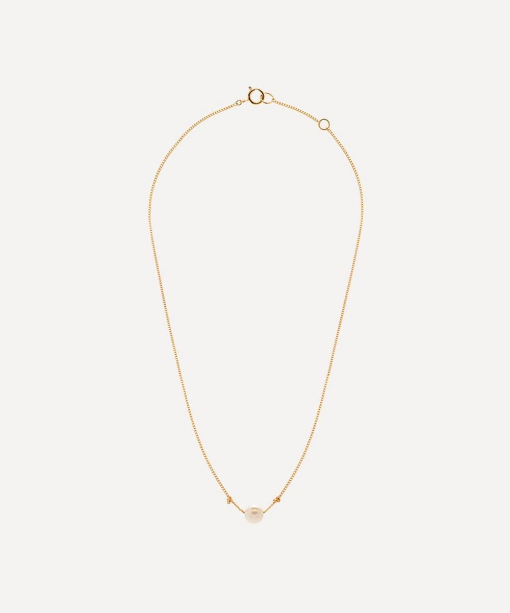 Atelier VM - Gold Day Pearl Necklace