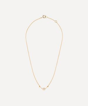 Gold Day Pearl Necklace
