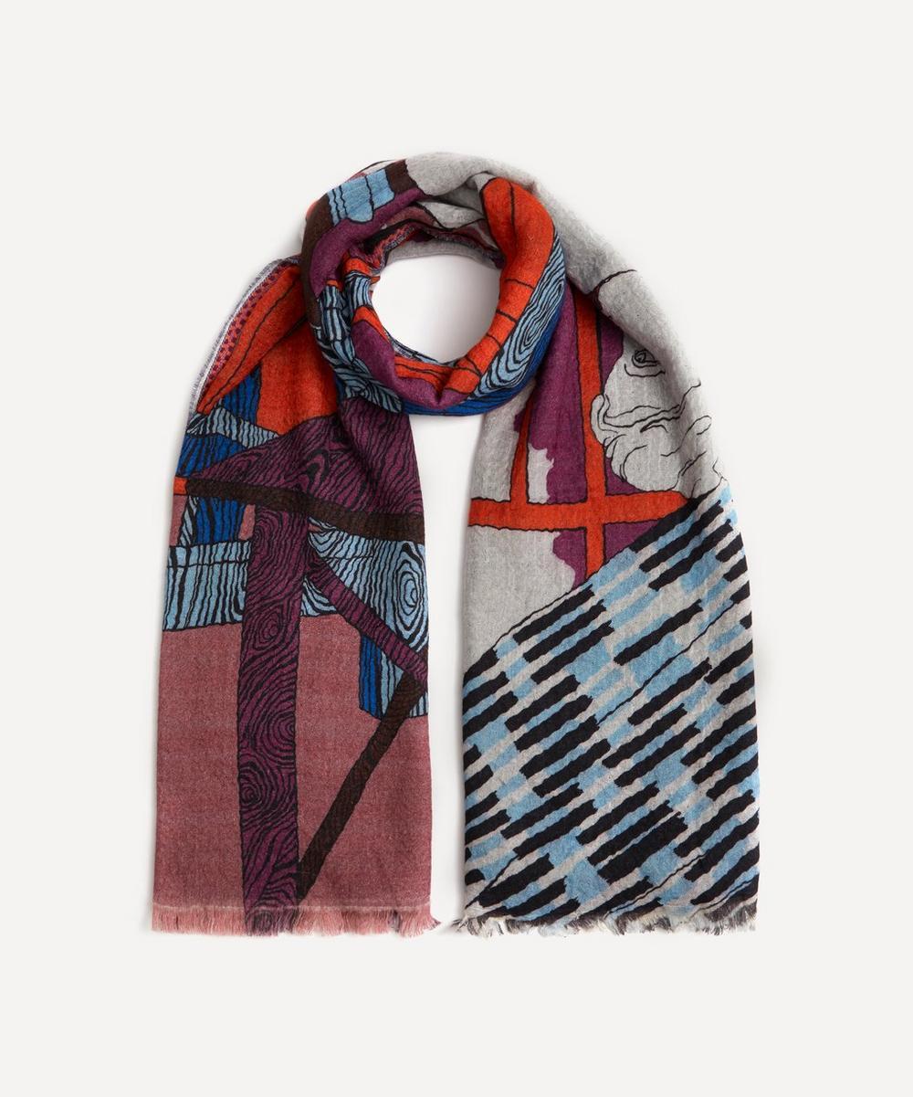 Inouitoosh - Camille & Rodin Wool-Blend Scarf