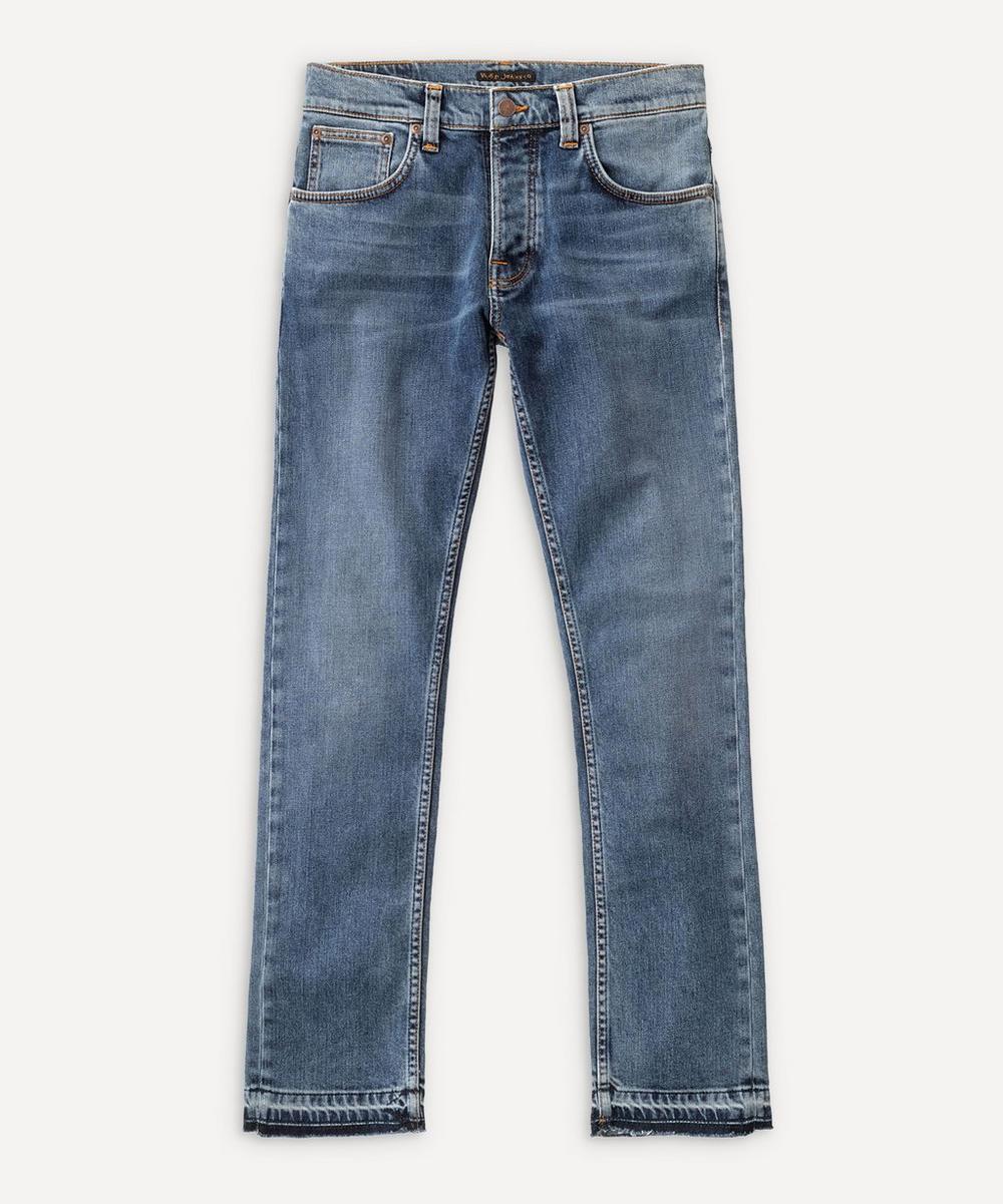 Nudie Jeans - Grim Tim Straight-Leg Jeans