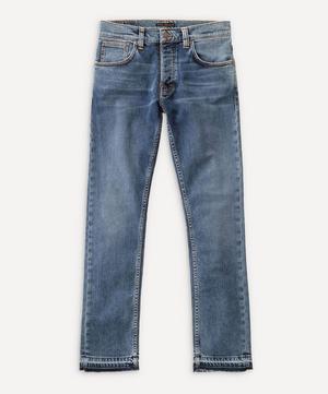 Grim Tim Ojai Blues Straight-Leg Jeans