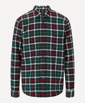 Labour Flannel Shirt