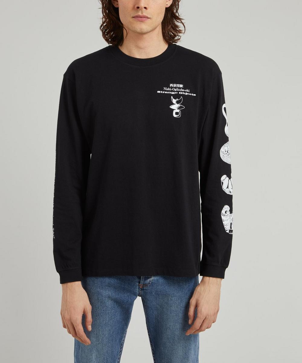 Edwin - Strange Object Printed T-Shirt