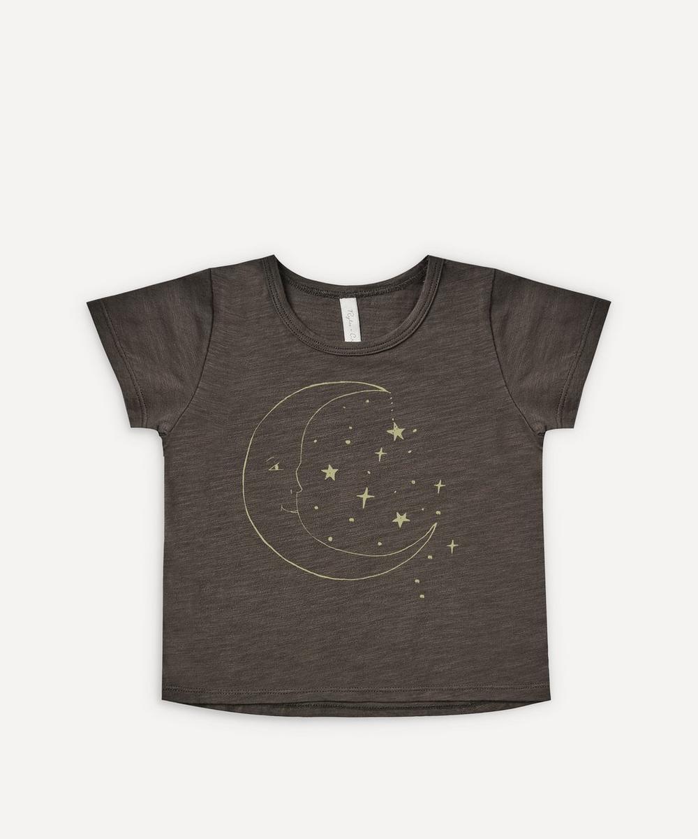 Rylee + Cru - La Luna Basic T-Shirt 0-24 Months