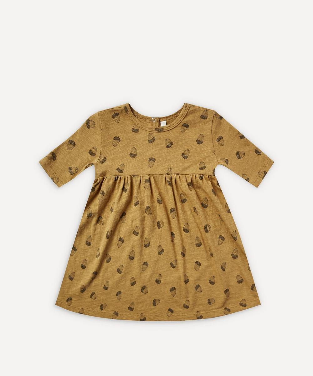 Rylee + Cru - Acorn Print Finn Dress 0-24 Months