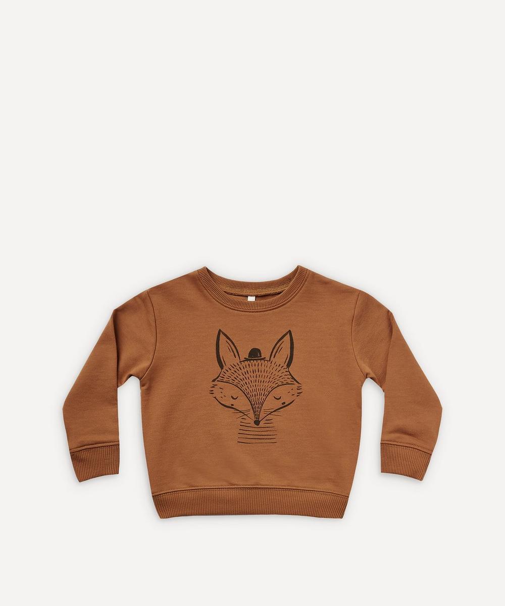 Rylee + Cru - Fox Sweatshirt 0-24 Months