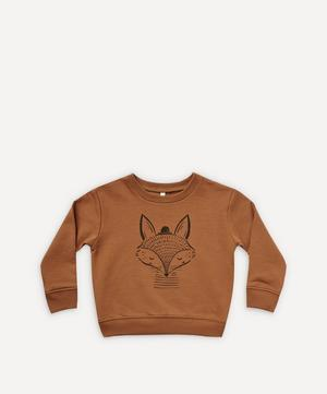 Fox Sweatshirt 0-24 Months