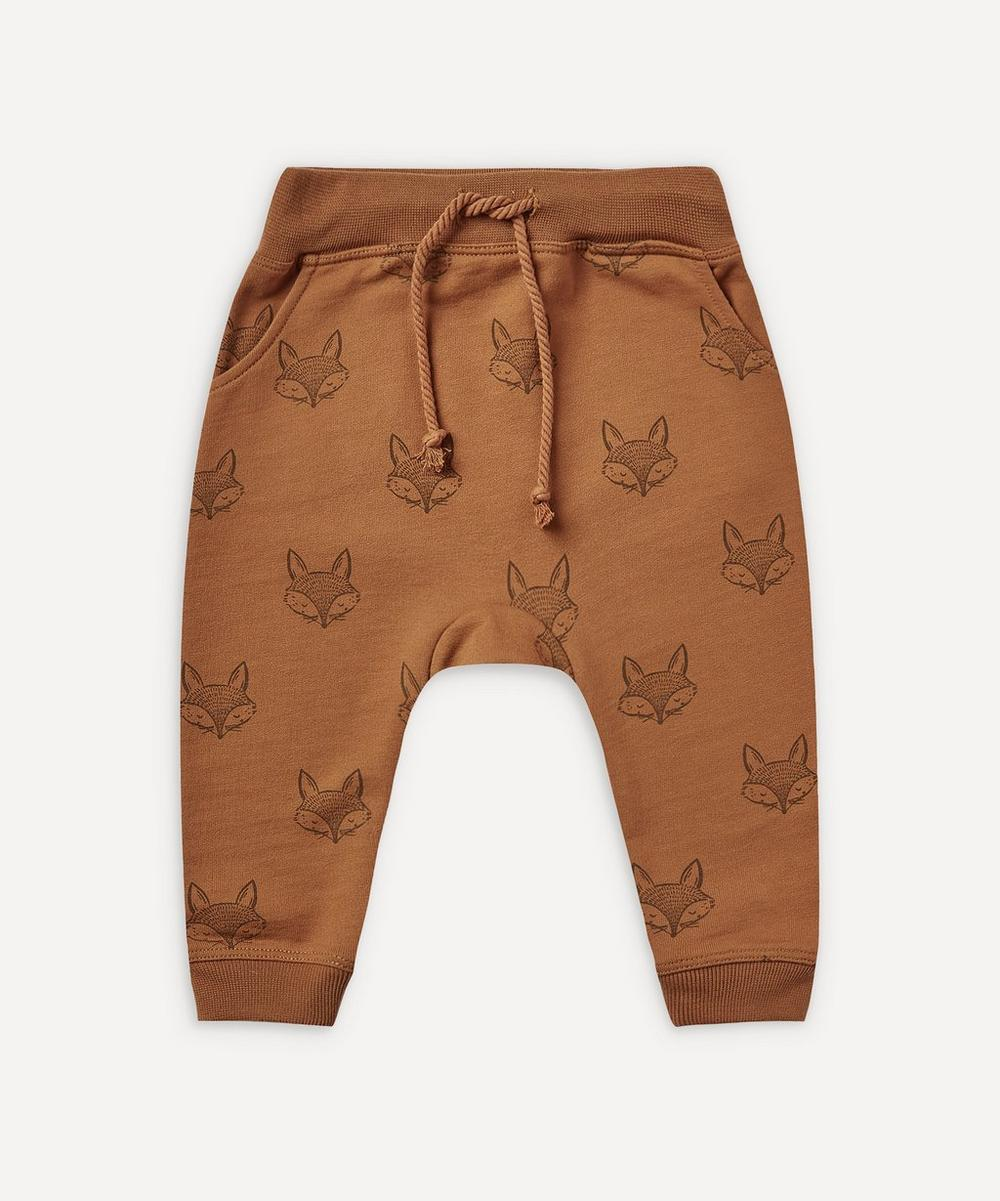 Rylee + Cru - Fox Sweatpants 0-24 Months