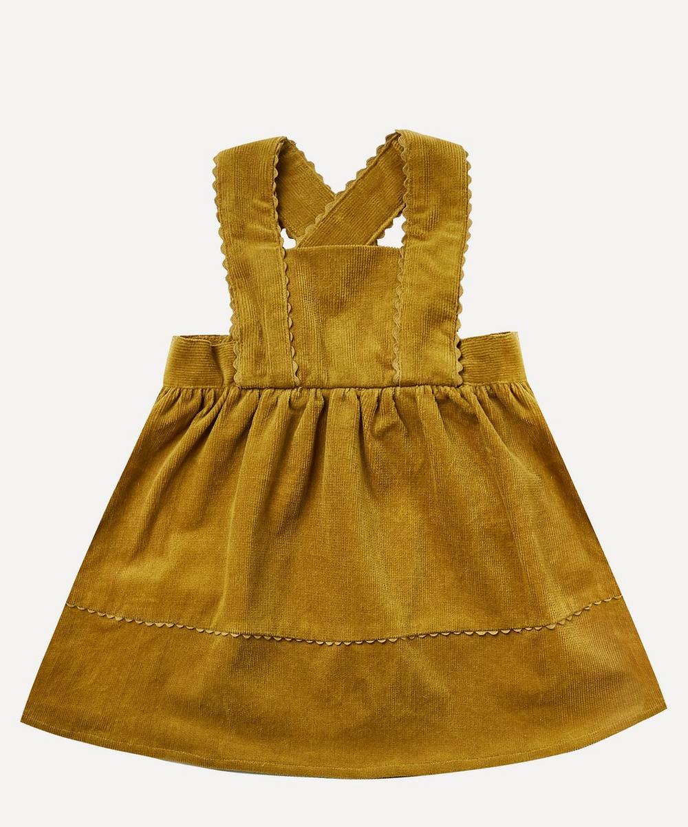 Rylee + Cru - Corduroy Pinafore Dress 2-8 Years