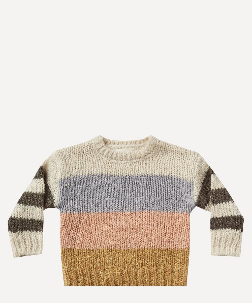 Rylee + Cru - Colour Block Aspen Sweater 2-8 Years