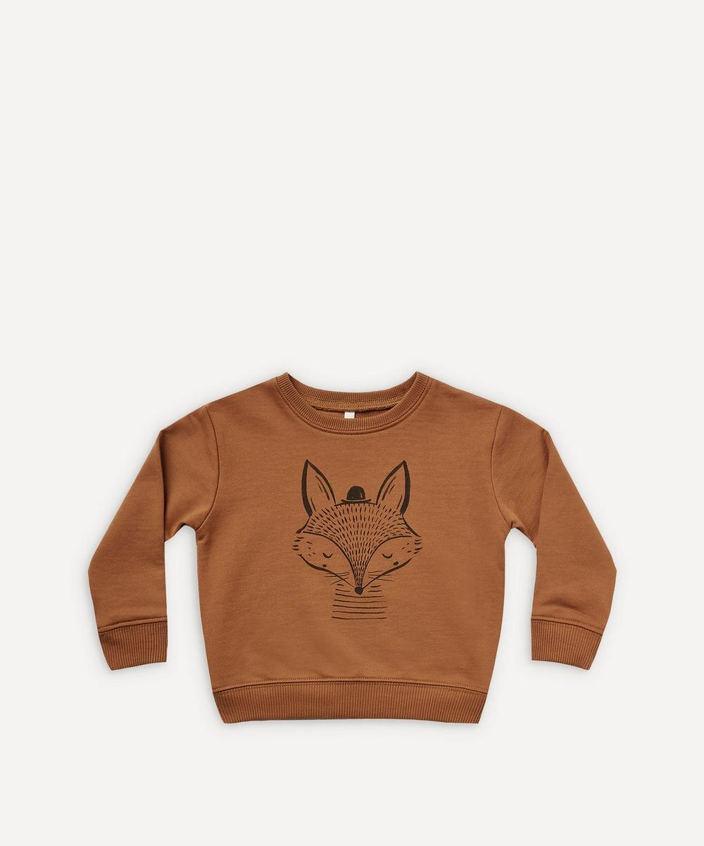 Rylee + Cru - Fox Sweatshirt 2-8 Years