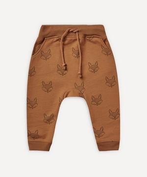 Fox Sweatpants 2-8 Years