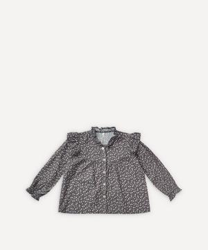 Ditsy Print Roony Blouse 2-8 Years
