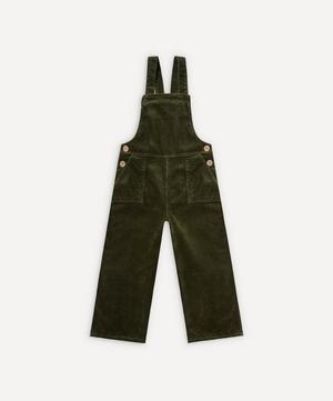 Wide Leg Corduroy Overall 2-8 Years
