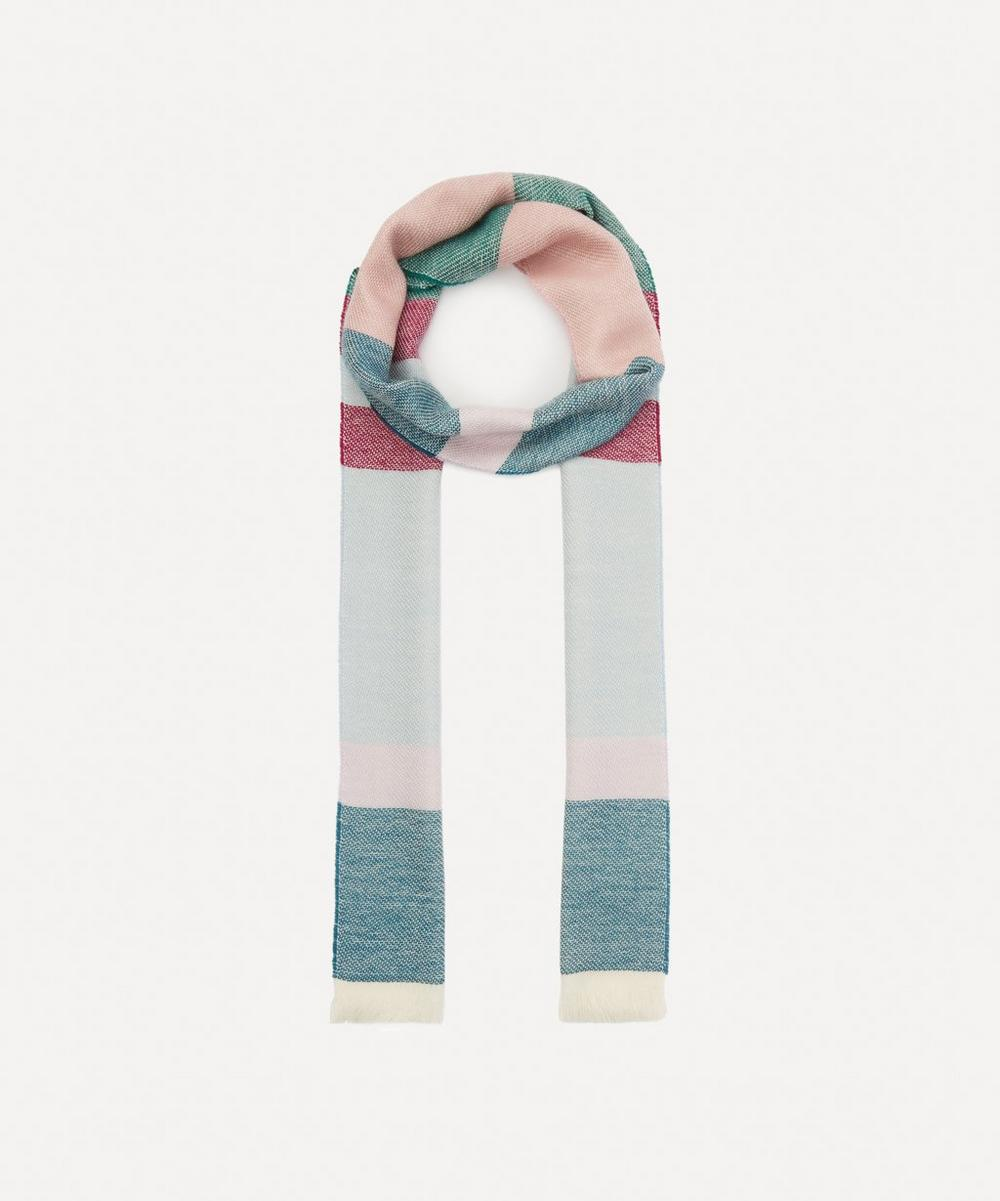 Missoni - Wide Stripe Wool Scarf