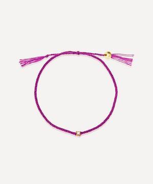 Lucy Diamond Cotton Bracelet