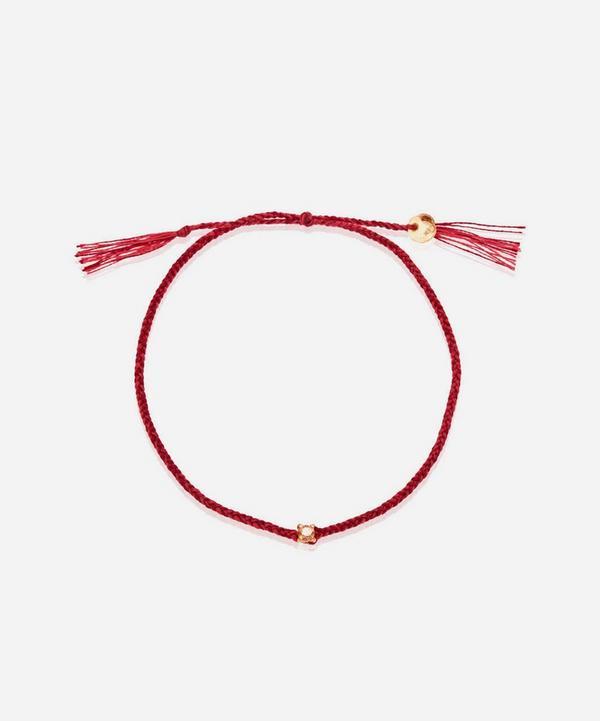Atelier VM - Lucy Diamond Cotton Bracelet