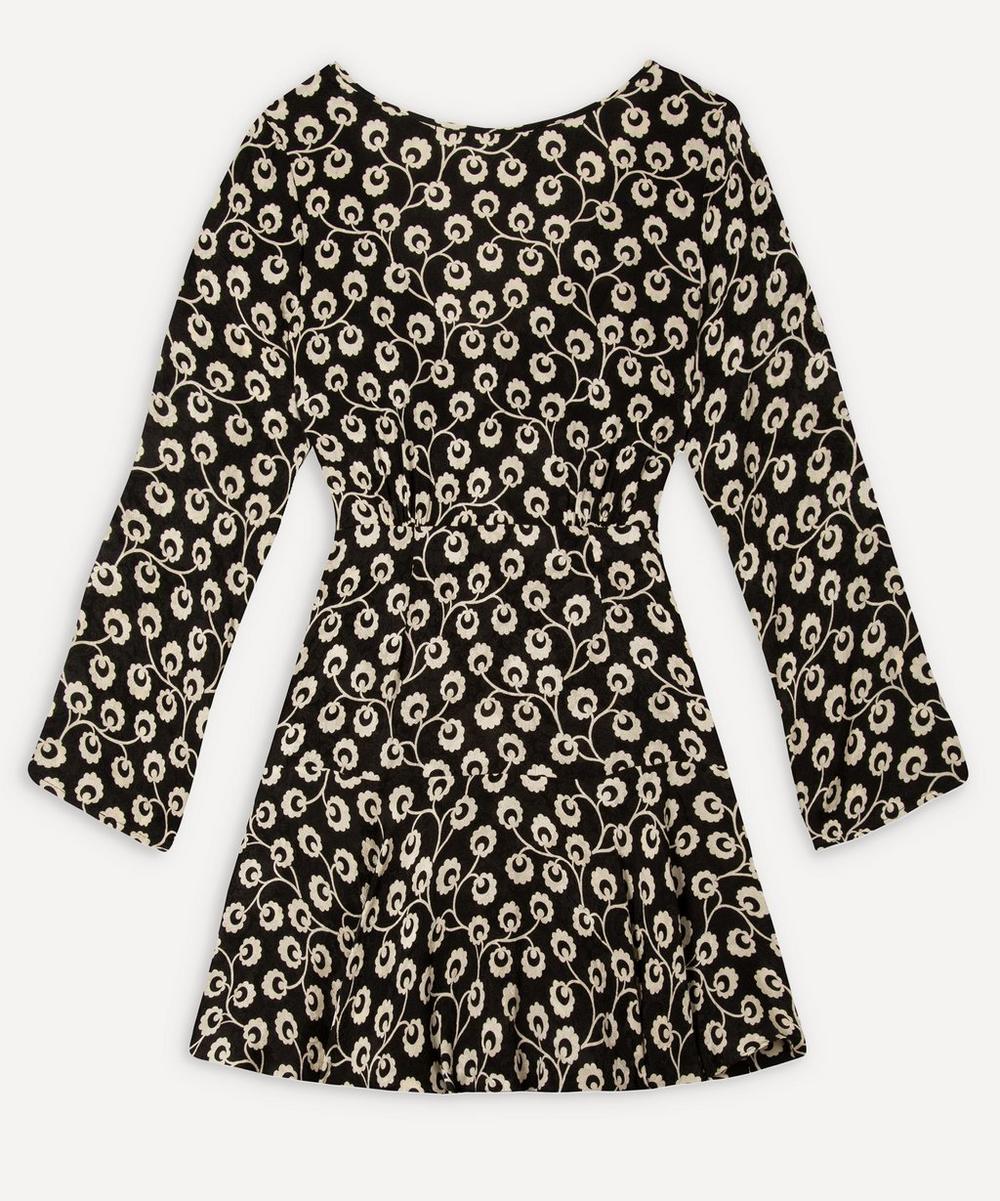 RIXO - Valentina Floral Mini-Dress