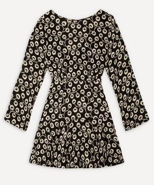 Valentina Floral Mini-Dress