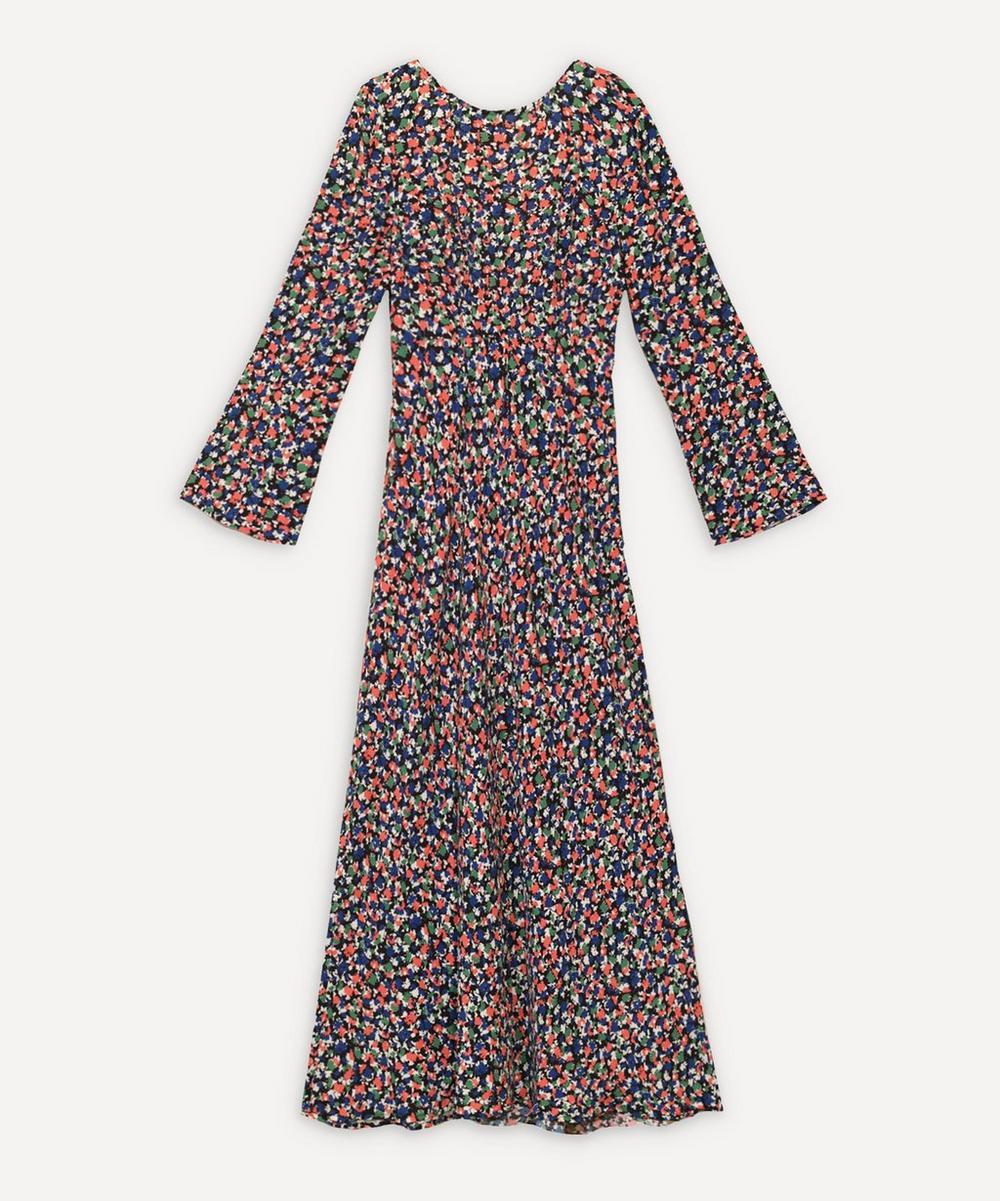 RIXO - Mimi Low-Back Maxi-Dress