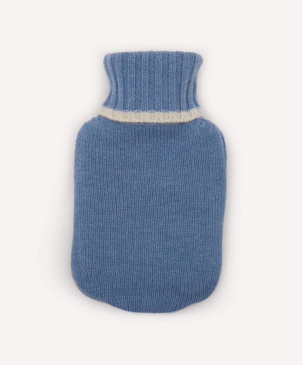 Cash Ca - Cashmere Cover Hot Water Bottle