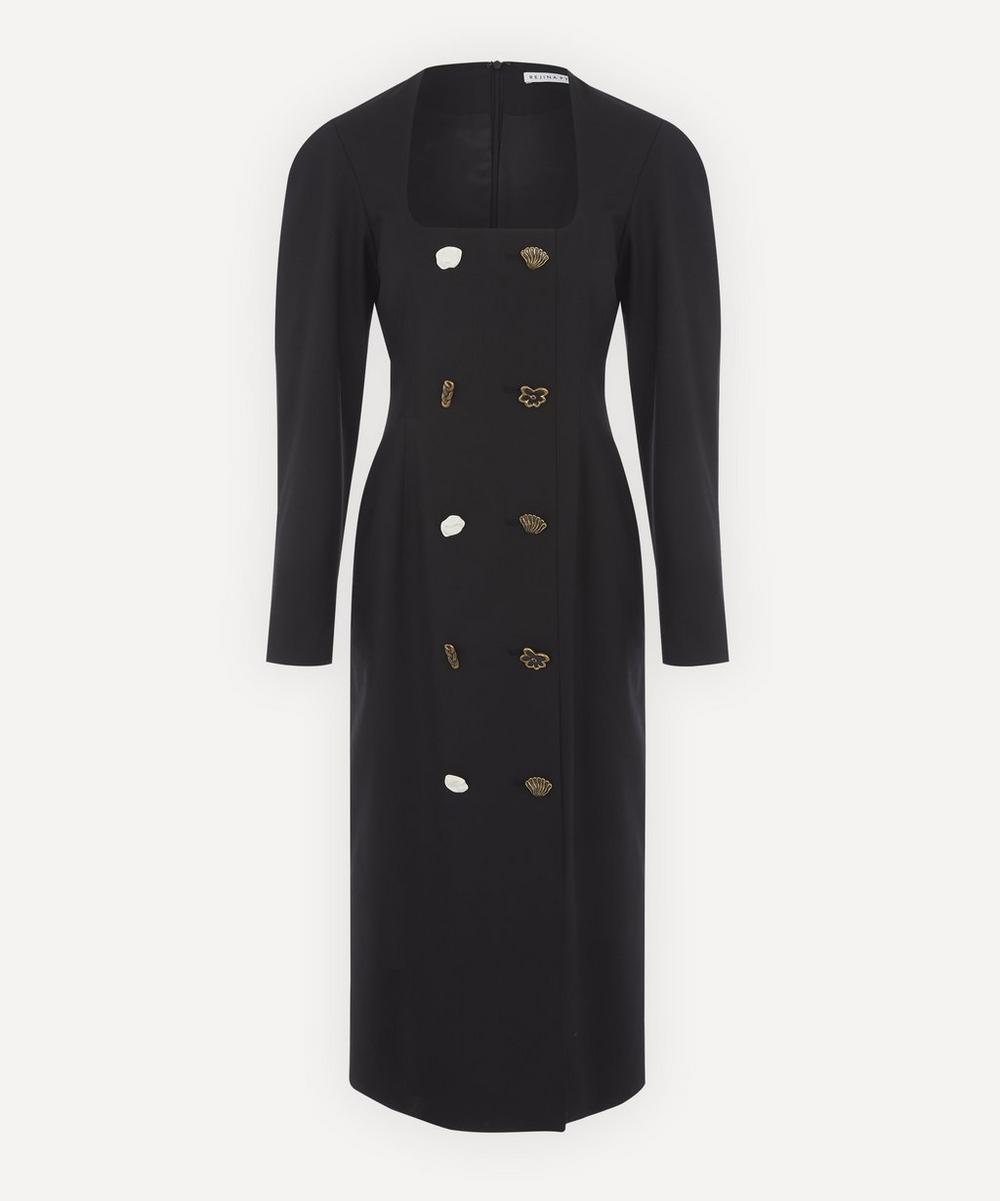 Rejina Pyo - Camila Wool-Blend Long-Sleeve Dress