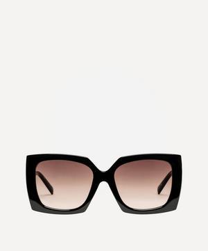 Discomania Oversized Sunglasses