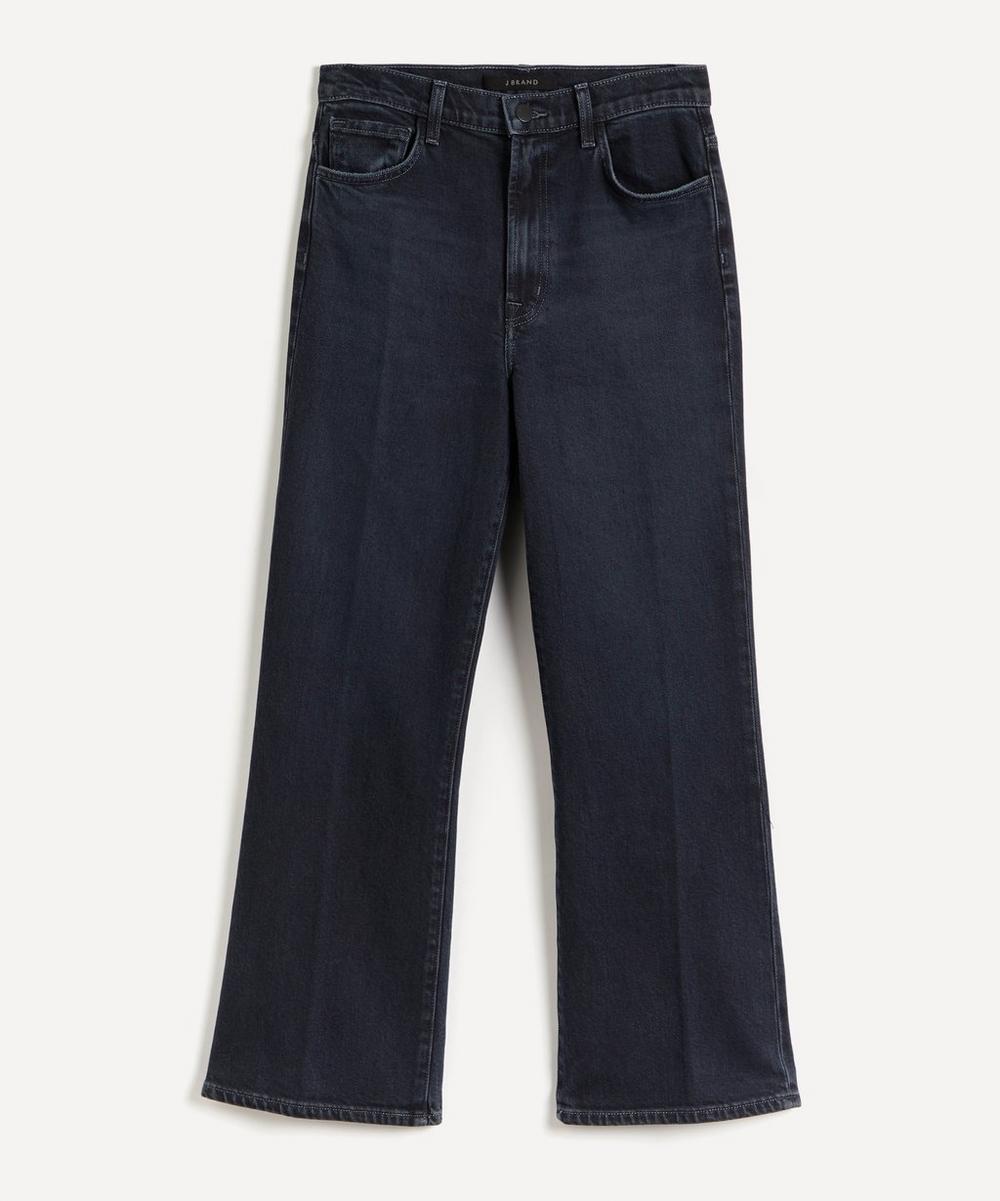 J Brand - Julia High-Rise Flare Jeans