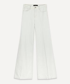 Evytte Mid-Rise Wide-Leg Jeans