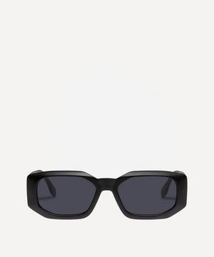 Grass Half Full Rectangular Sunglasses