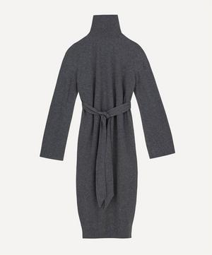 Canaan Knit Turtle-Neck Dress