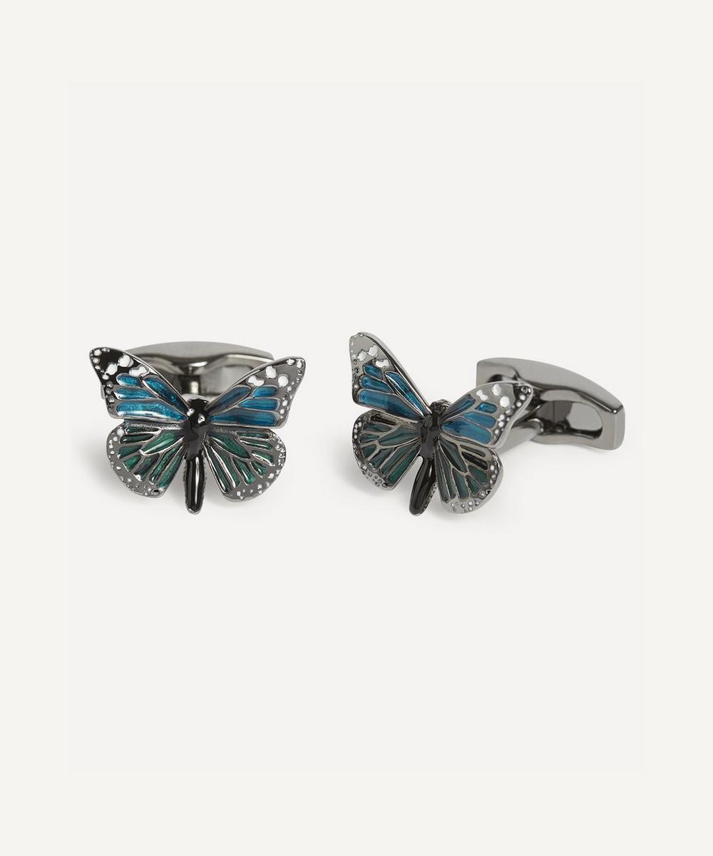 Simon Carter - Butterfly Cufflinks