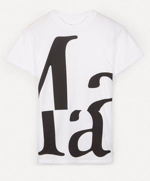 Logo Print Short-Sleeve T-Shirt