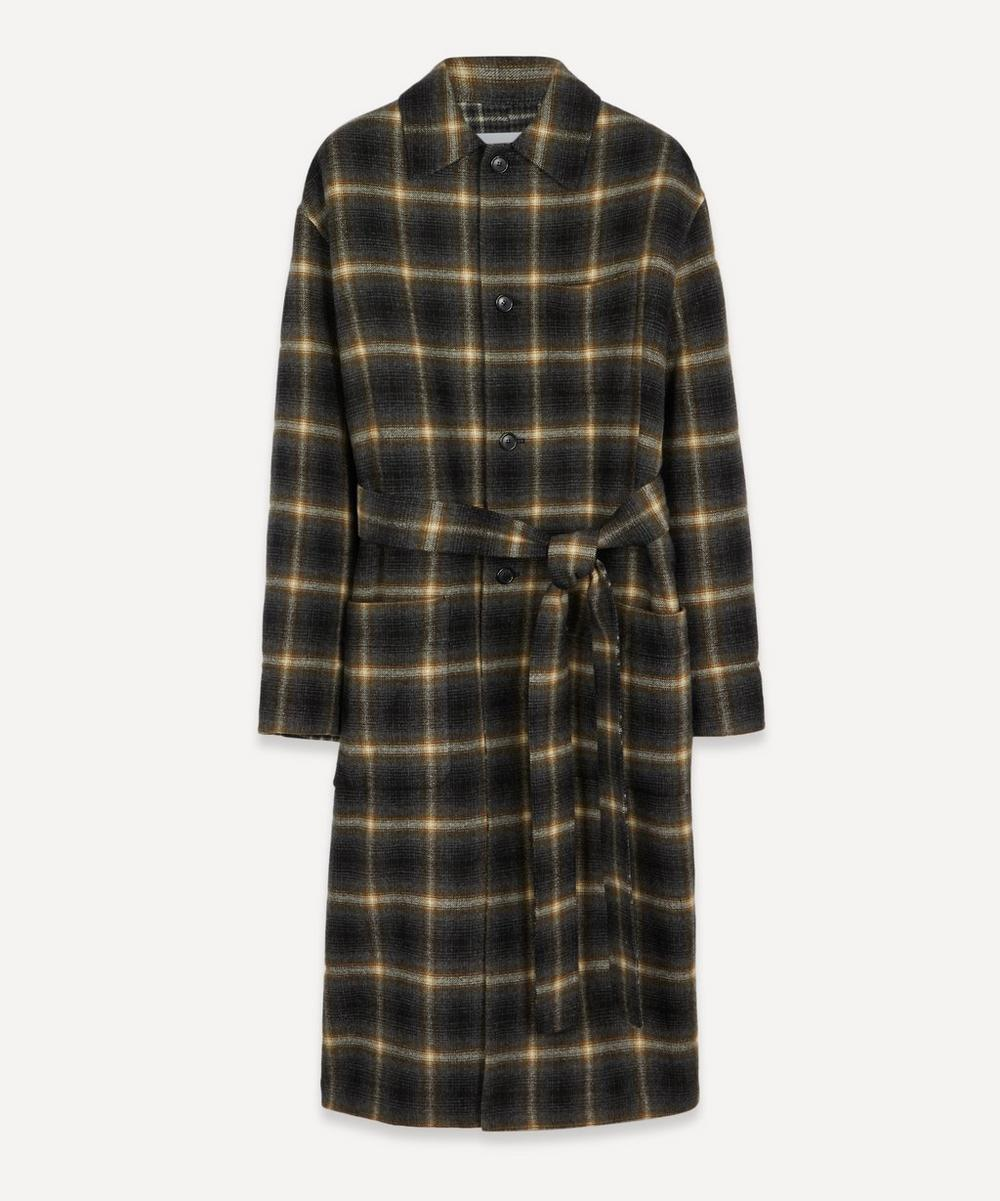 CMMN SWDN - Bastian Reversible Wool Coat