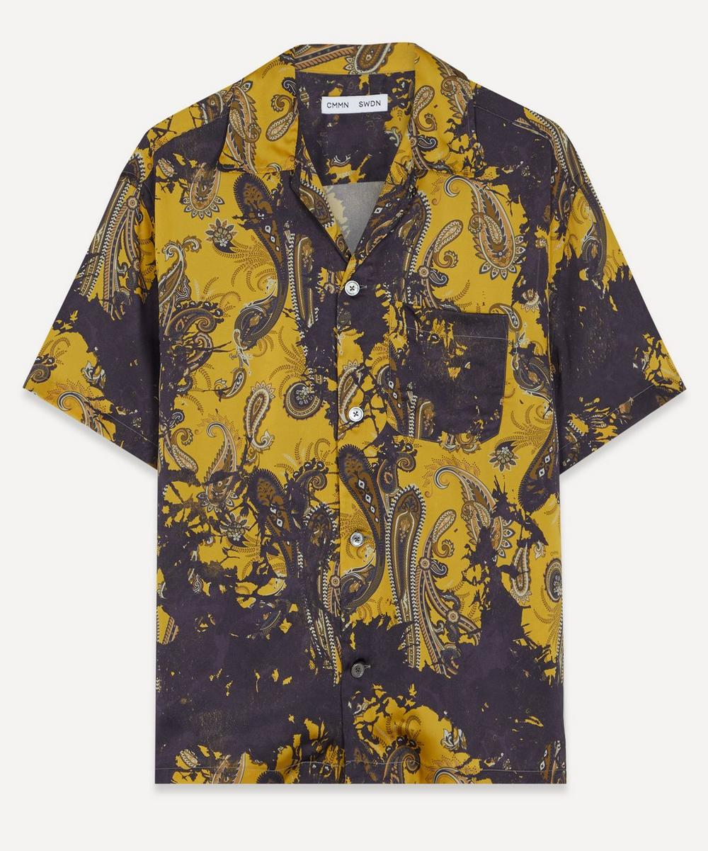 CMMN SWDN - Silas Short-Sleeved Shirt