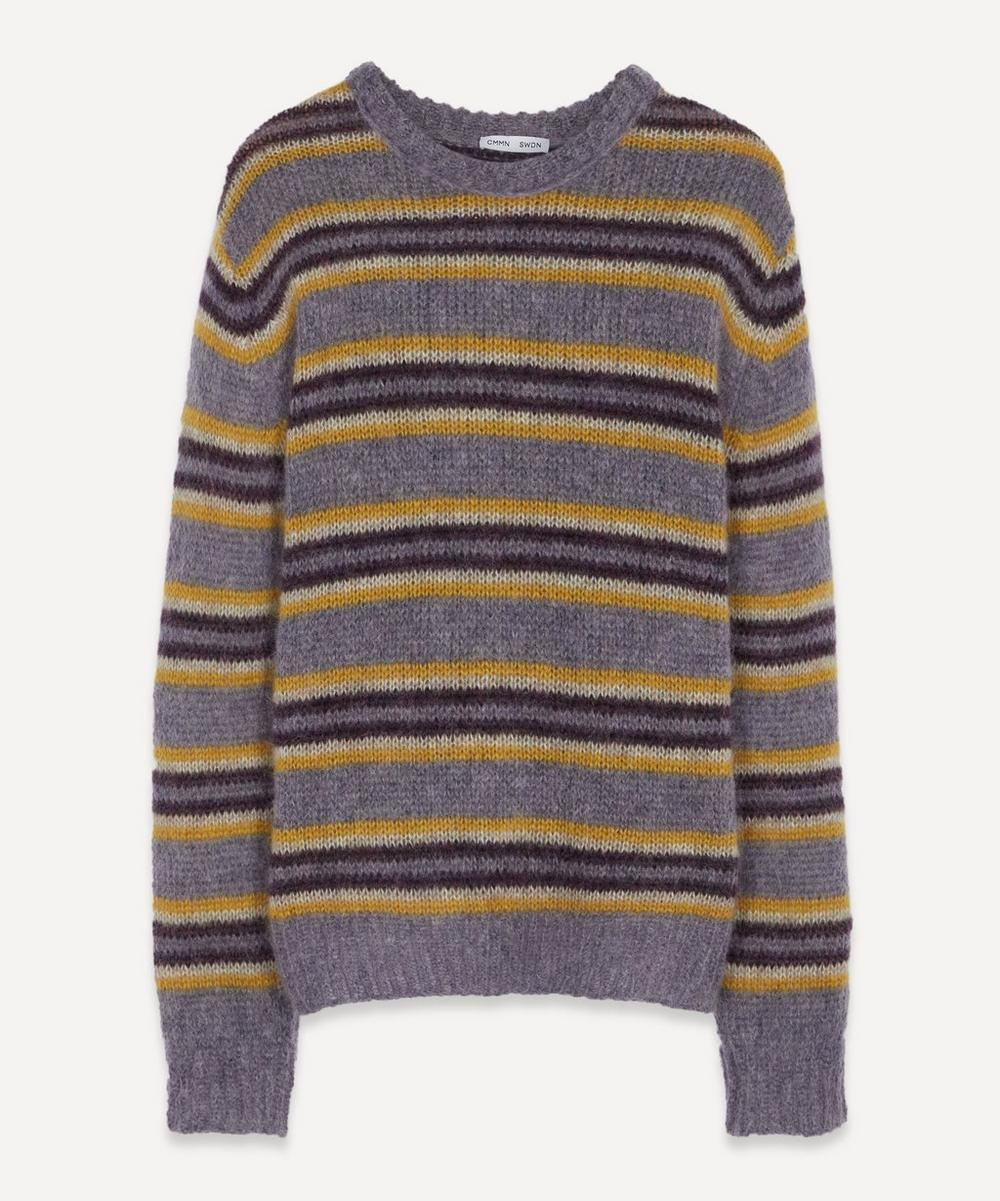 CMMN SWDN - Sigge Striped Sweater