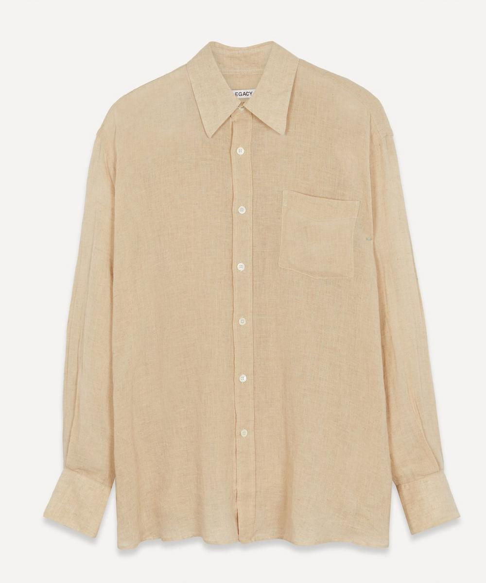 Our Legacy - Borrowed Cotton-Linen Shirt